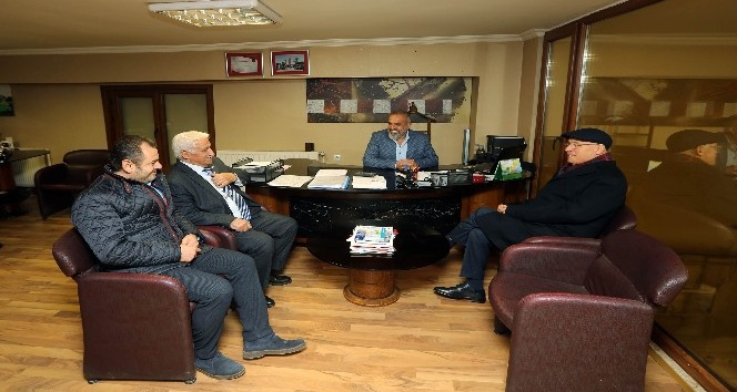Başkan Yaşar, ATİSAN esnafını dinledi
