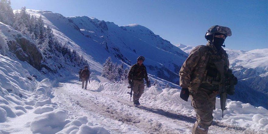 PKK'ya nefes almak yok