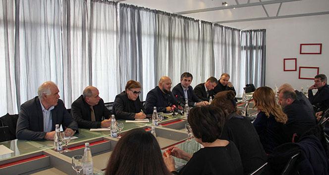 Abhazya'da KDV'nin kaldırılması tartışılıyor