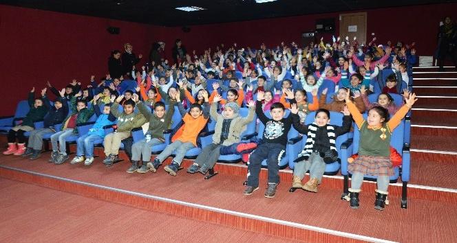 Tebessüm Sineması'nda 24 bin kişi film izledi