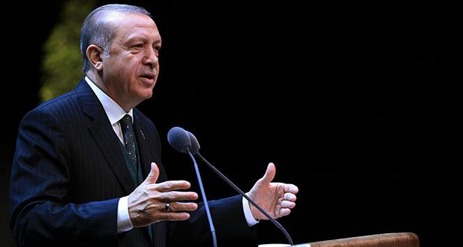 Erdoğan'dan çocuk istismarı açıklaması