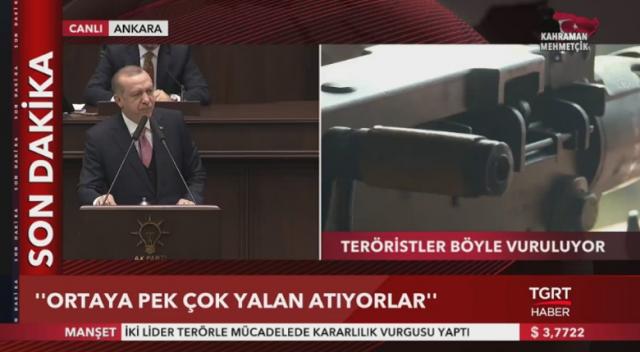Cumhurbaşkanı Erdoğan: Kuşatma başlayacak