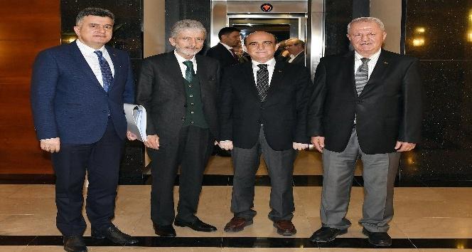 Mustafa Tuna: Ostim'in Ankara'da yeri ayrı