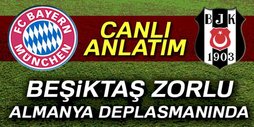 Bayern Münih Beşiktaş canlı izle