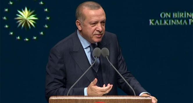 Erdoğan: 'Yakında insansız tank üreteceğiz'