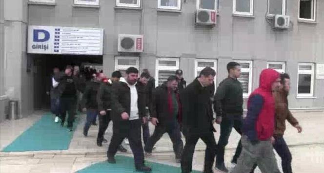 Ankara'da eş zamanlı operasyon düzenlendi