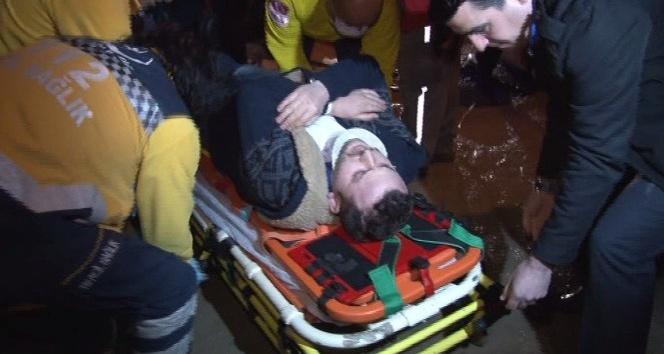 Ankara'da personel servisi devrildi: 3 yaralı