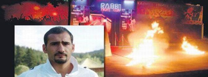 Ümit Karan'ın gece kulübünü yaktılar!