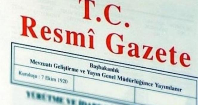 Yükseköğretim Kanununda değişikliği Resmi Gazete'de yayınlandı