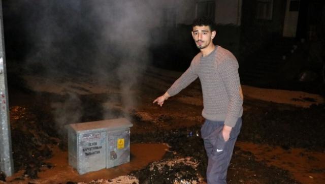 Yozgat'ta büyük panik yaşandı
