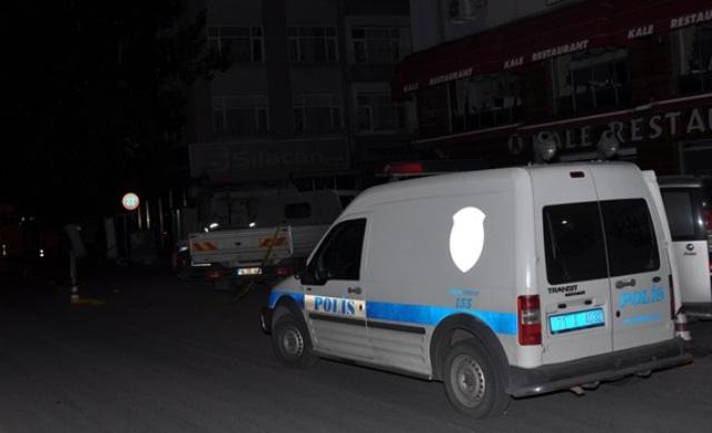 Kırıkkale'de silahlı çatışma:2 ölü