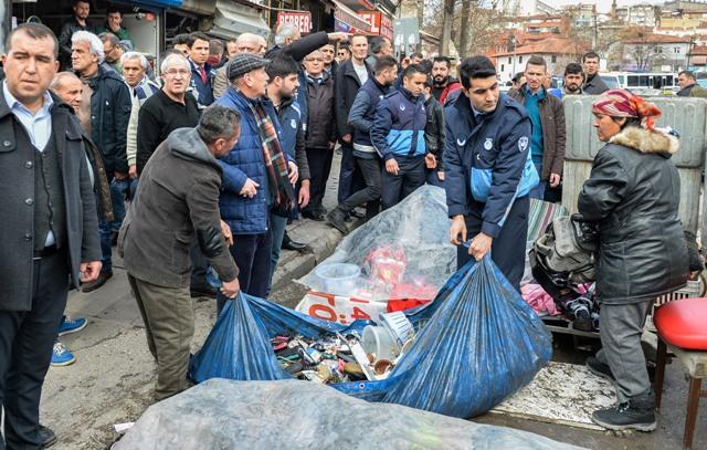 Ankara'da seyyara operasyon