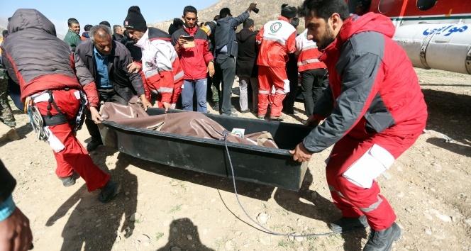 Bakanlık 11 kişinin cesetlerine ulaştı