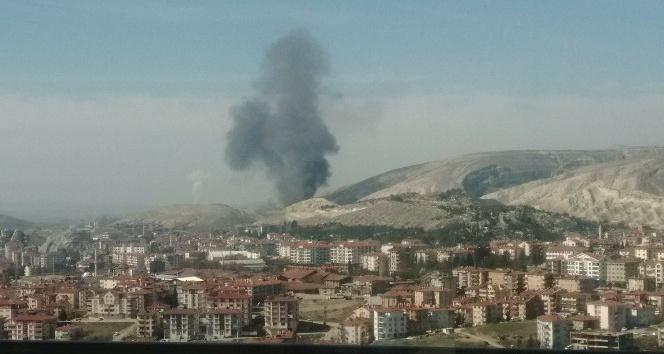 Ankara'da korkunç patlama