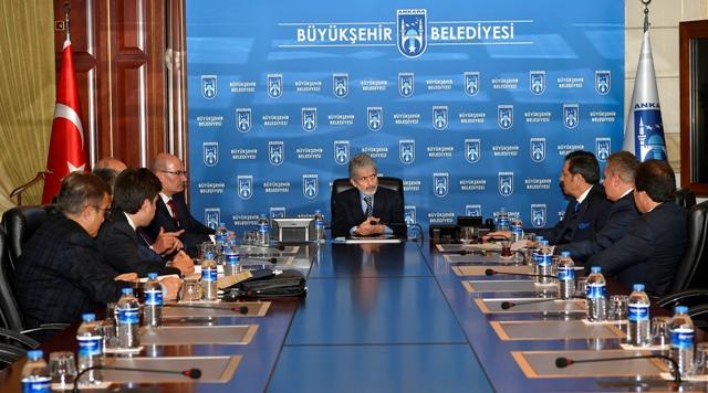 Ankara'nın fuar alanı için ihale tarihi yenilendi
