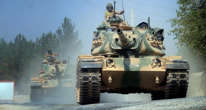 Afrin'de öldürülen terörist sayısı açıklandı