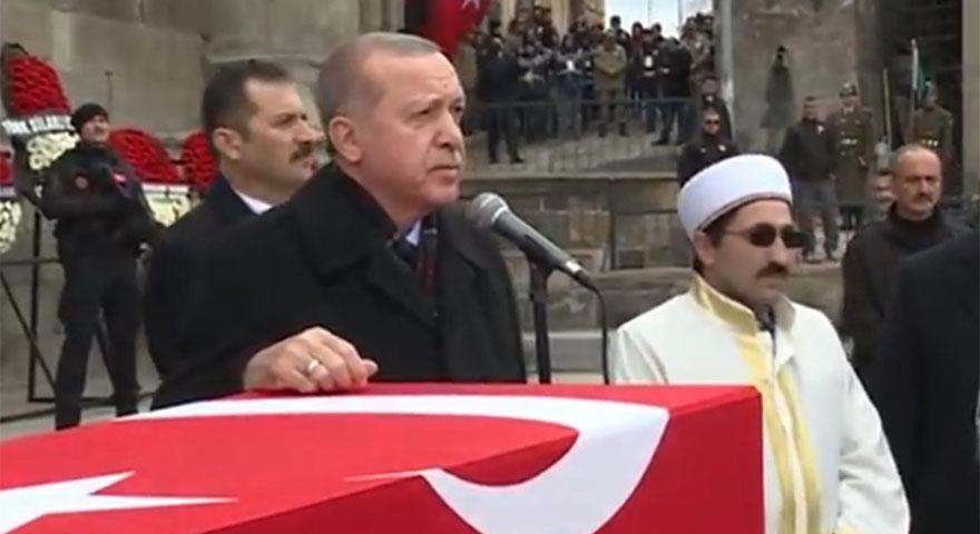 """Cumhurbaşkanı Erdoğan'dan """"fetih"""" açıklaması"""