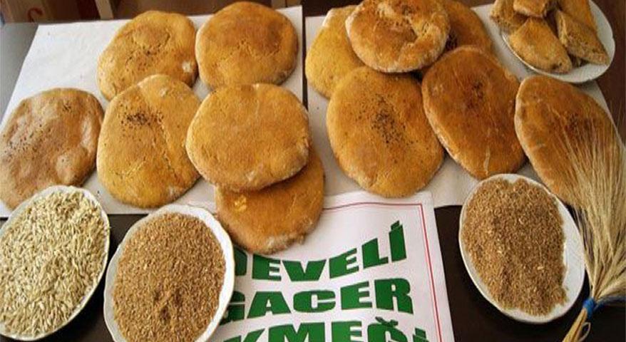 Gacer ekmeği obeziteye karşı! Yurt dışından talep patlaması var!