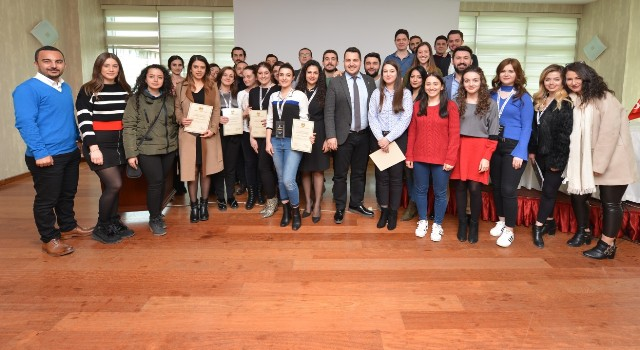 Genç avukatlar Eğitim Kampı'nda buluştu