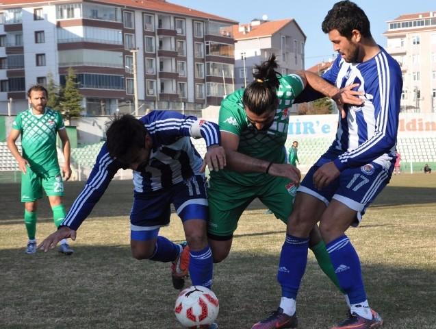 Kırşehirspor 3 puan için geldi