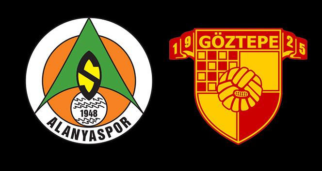 Alanyaspor 1-1 Göztepe Maçı Özeti ve Golleri