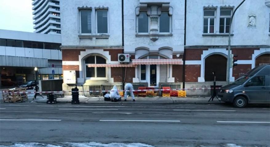 Almanya'da bir camiye daha çirkin saldırı!
