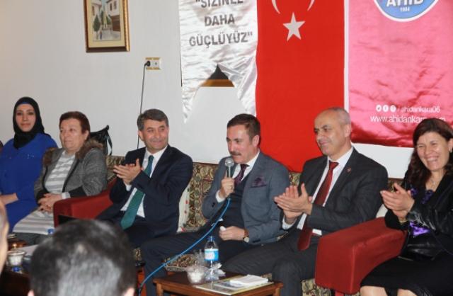 Hilmi Yaman: Ankara'nın derdi, benim derdim