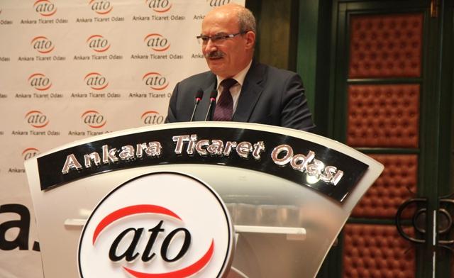 ATO Başkanı'ndan ucube dil uyarısı