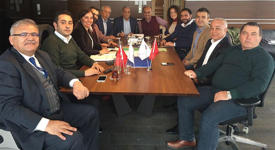 Kırşehirliler Vakfı görev dağılımı yaptı