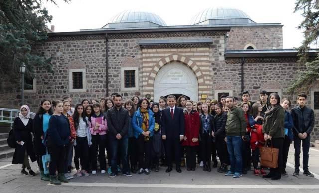 Ercan Topaca: Zirve Ankara'nın turizmine katkı sağlayacak