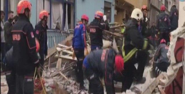Bursa'da patlama: 1 ölü 3 yaralı