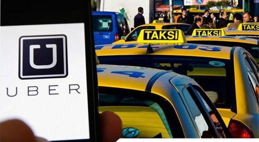 Taksici UBER gerilimi kime yaradı?