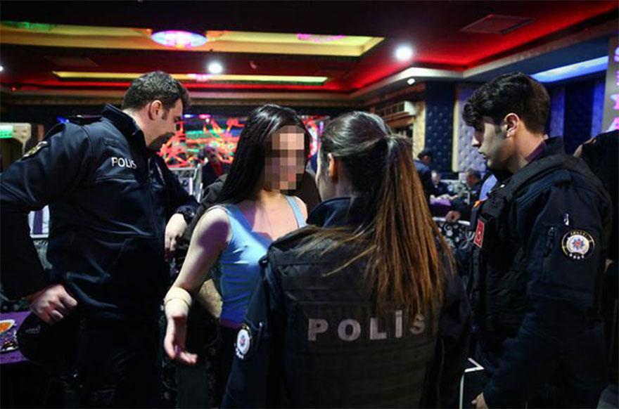 Ankara'da gece yarısı baskın!