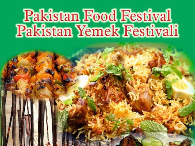 Ankara'da Pakistan lezzetleri
