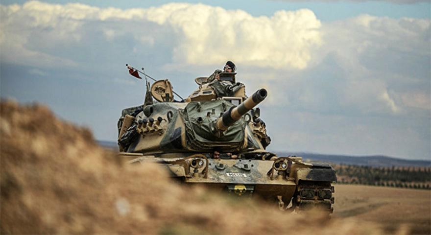 Zeytin Dalı Harekatı- Afrin tamamen TSK kontrolüne geçti