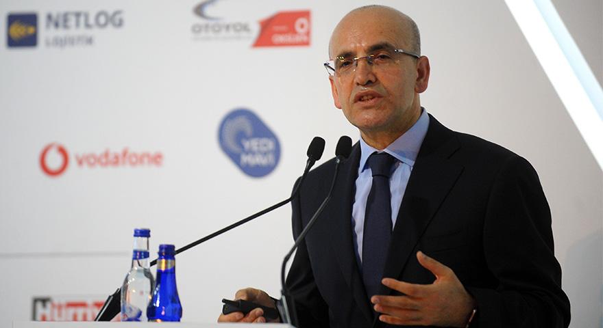 Mehmet Şimşek'ten döviz açıklaması