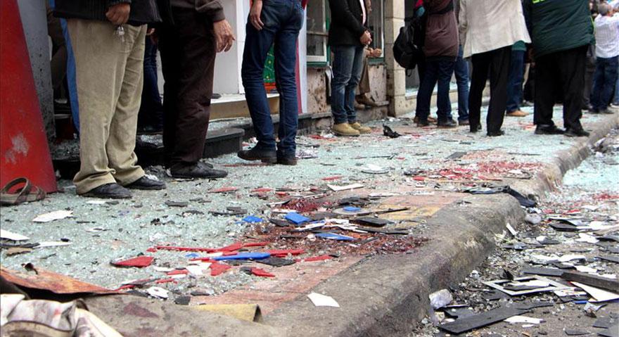Mısır'da bombalı saldırı: 1 ölü