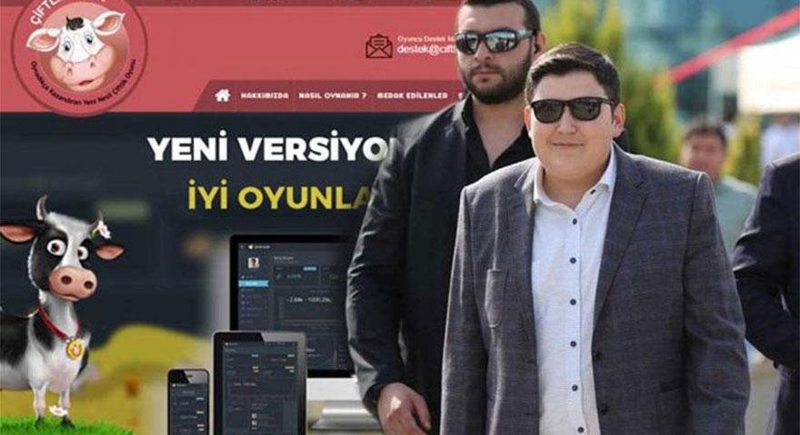 Çiftlik Bank'ın kilit ismi Osman Naim Kaya tutuklandı!