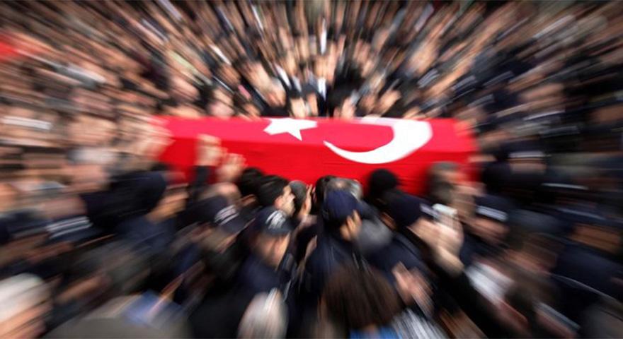 Erzincan'da mayın imhası sırasında patlama: 1 şehit, 1 yaralı