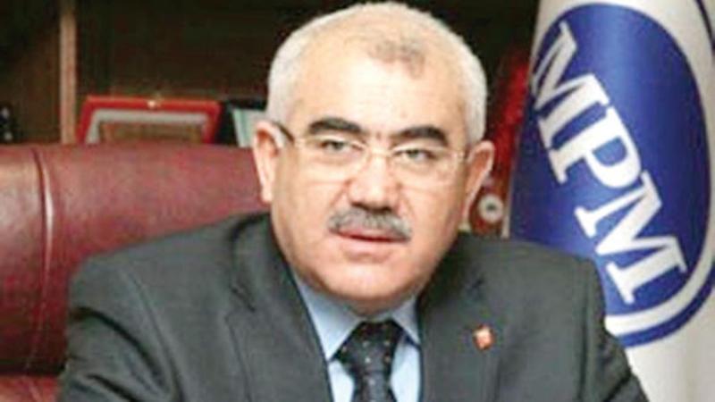 ATO seçiminde yaşanan olaylarda Başkan Vekili Deryal'ın burnu kırıldı