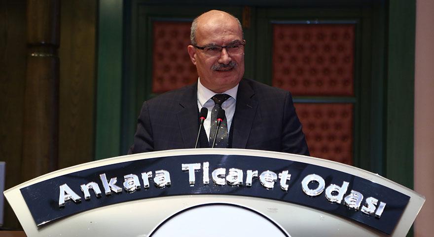 ATO Başkanı Gürsel Baran'dan saldırı açıklaması