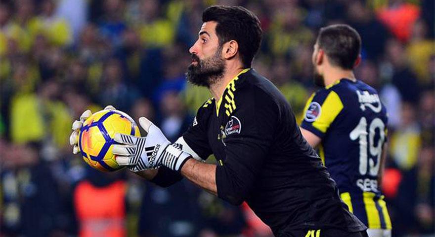 Süper Lig'ide rekor yine Volkan Demirel'de