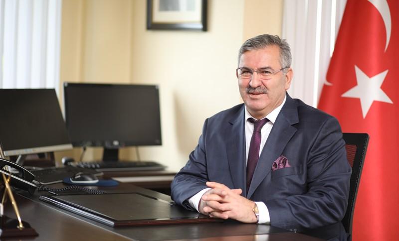 Hasan Çatkaya ATO'ya adaylığını açıkladı