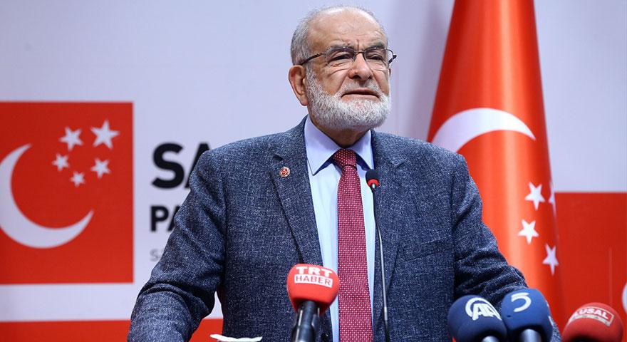 """Karamollaoğlu'ndan gündeme bomba gibi düşen """"ittifak"""" açıklaması!"""