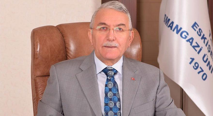 Eskişehir Osmangazi Üniversitesi Rektörü Hasan Gönen  istifa etti