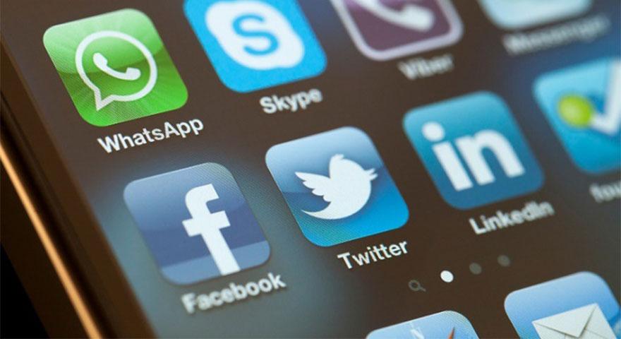 WhatsApp, Twitter ve Facebook mesajları kayıt altına alınacak!