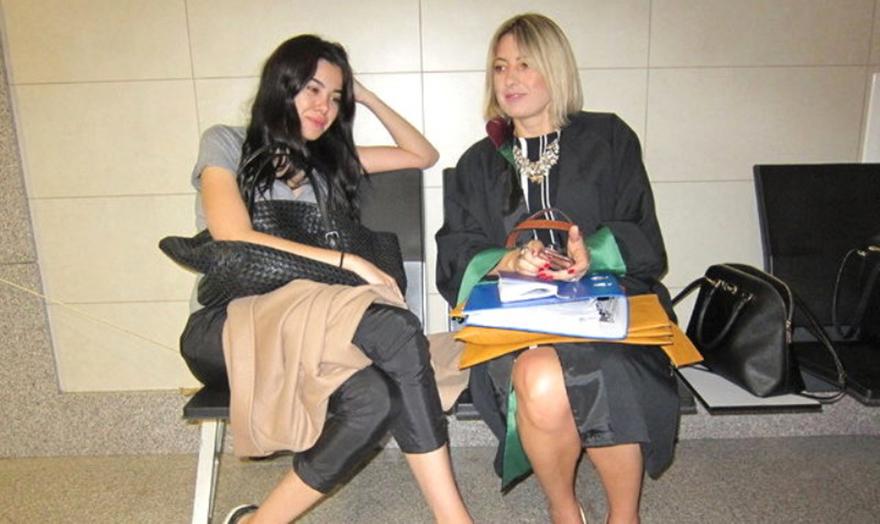Asena Atalay, Caner Erkin davasında flaş gelişme