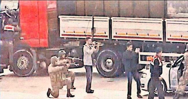 TIR kumpasının Ankara ekibine soruşturma