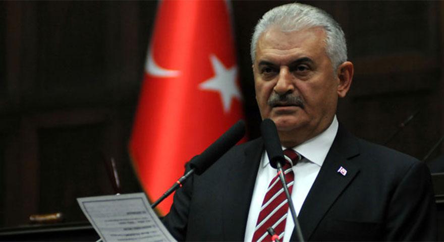 Başbakan Binali Yıldırım'dan Suriye açıklaması