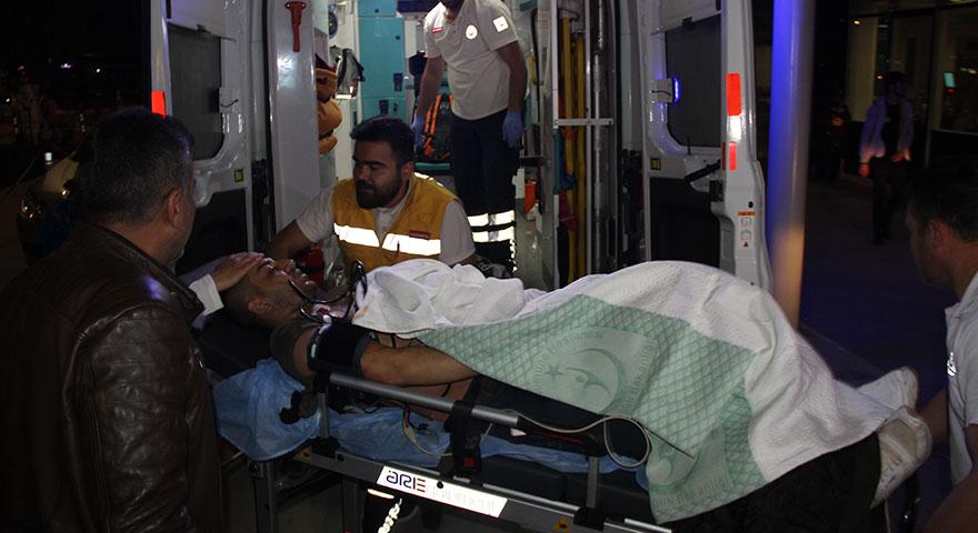 Konya'da enişte dehşeti! Kayınbiraderlerinden birini öldürdü ikisini de yaraladı